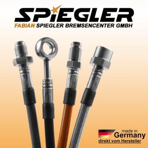 Stahlflex Kupplungsleitung für FIAT 238 SERIE 09.66-06.82